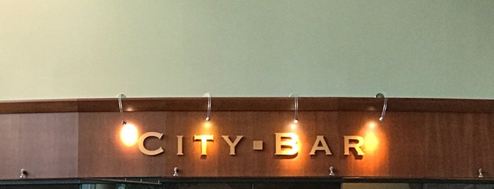 City Bar is one of Must-visit Bars in Boston.