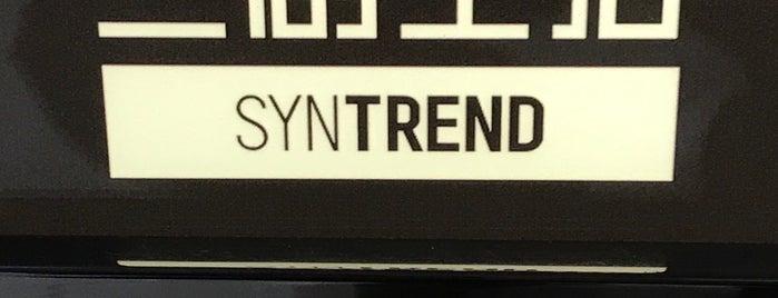 Syntrend is one of สถานที่ที่บันทึกไว้ของ Worldbiz.
