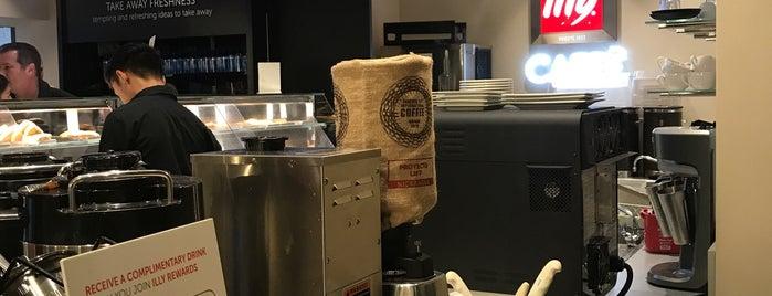 illy caffe is one of Posti che sono piaciuti a Patrick.