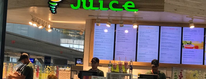 Jamba Juice is one of Posti che sono piaciuti a Eric.
