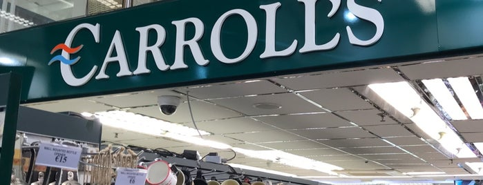 Carroll's Irish Gifts is one of Joud's Liked Places.