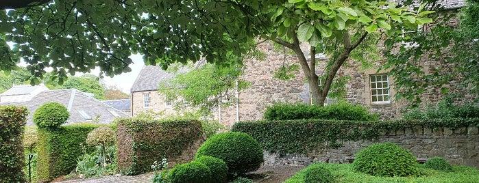 Dunbar's Close Garden is one of Edinburgh.