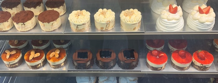 Pastry Family is one of Athens best pastry shops.