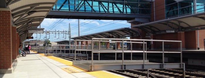 Metro North - West Haven Station is one of Jason's Liked Places.