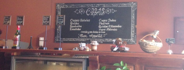 30~40 Crêperie is one of Loredana's Liked Places.