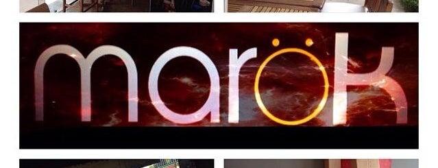 Marök by Nock is one of Para ir.