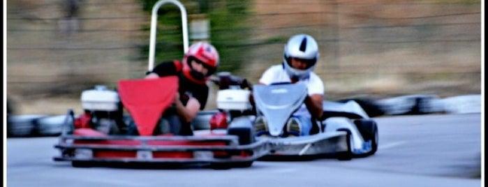 Ankara Karting is one of สถานที่ที่บันทึกไว้ของ Alphan.