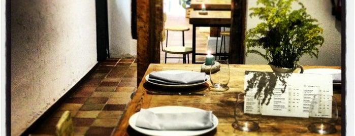 Triciclo Restaurante y Barra is one of ¡Mmmmmadrid!.