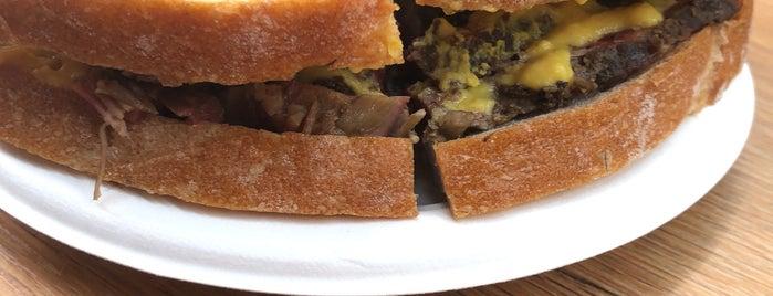Monty's Deli is one of Shoreditch brunch.