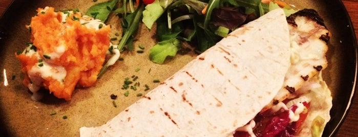 Fishbar is one of MILANO EAT & SHOP.