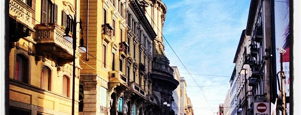 Via Torino is one of Best places in Milan.