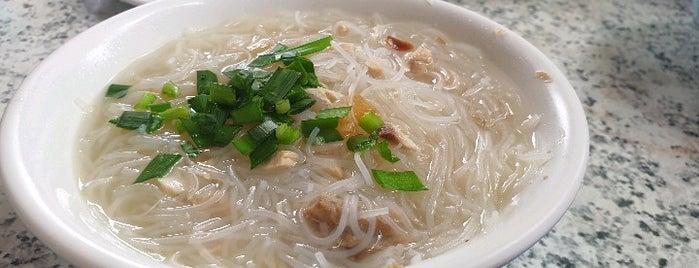 民樂旗魚米粉湯 is one of 台湾.