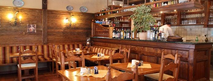 Pizzeria La Baita is one of Garmisch.