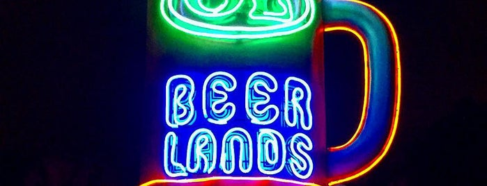 Beer Lands @ Outside Lands is one of SF.