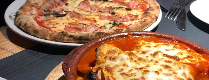 Pizzaiolo is one of Athens.