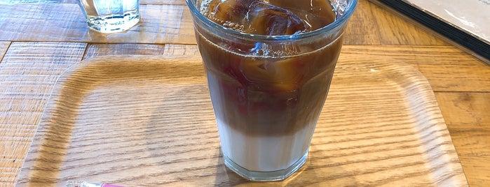 murmur coffee kyoto is one of Lugares guardados de Harika.