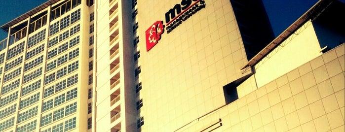 Management & Science University (MSU) is one of Lugares favoritos de Madir.