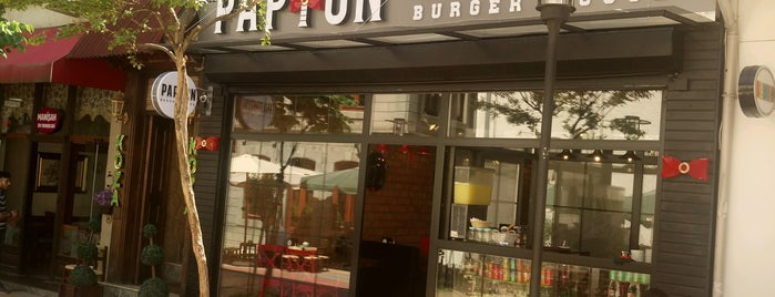 Papyon Burger House is one of Trabzon - Burgerciler.