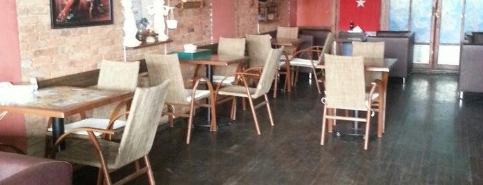 Martı Cafe is one of สถานที่ที่ Damla ถูกใจ.