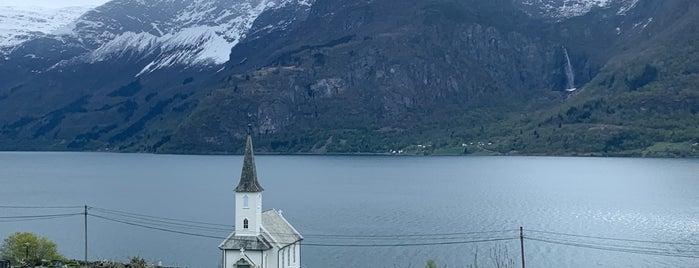 Nes Gard is one of Norway 18 🇳🇴.