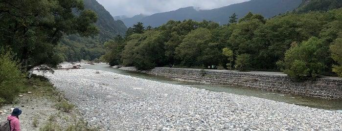 明神橋 is one of 高井 : понравившиеся места.