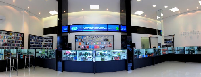 Nexcell Brasil is one of Mayara 님이 좋아한 장소.