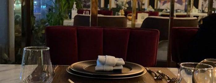 Abadi Aljohar By 25 Lounge is one of Riyadh 🇸🇦.