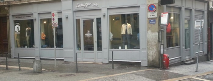 Swagger Shop is one of Lugares guardados de Jose.