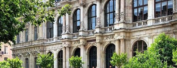 Place de la Bourse is one of Lyon.