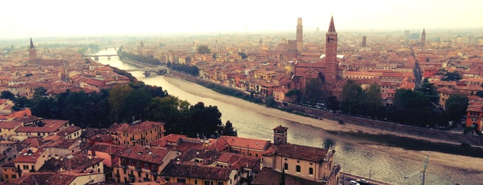 Castel San Pietro is one of Verona - da vedere!.
