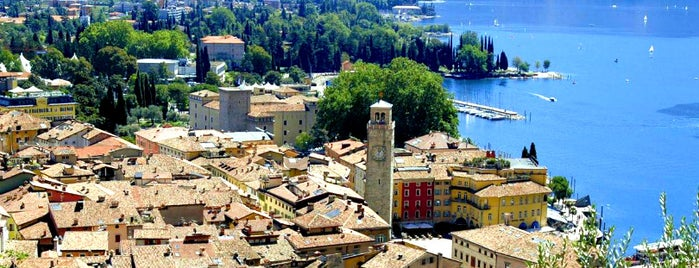 Riva del Garda is one of Località del Garda.