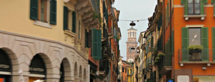 Via Mazzini is one of Verona - da vedere!.