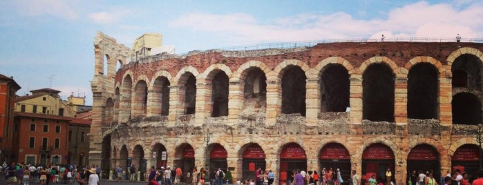 Arena di Verona is one of Verona - da vedere!.