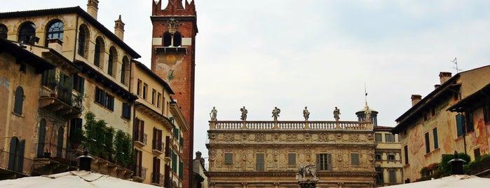 Piazza delle Erbe is one of Verona - da vedere!.
