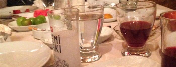Otantik Türkü Evi ve Restaurant is one of Orte, die Selçuk gefallen.