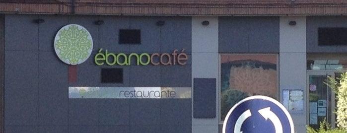 Ebano Cafeteria Restaurante is one of Steve 님이 좋아한 장소.
