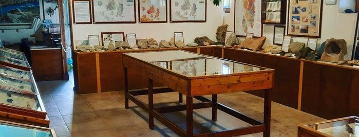 Museo Geo-Mineralogico Naturalistico di La Maddalena is one of Giulio 님이 좋아한 장소.
