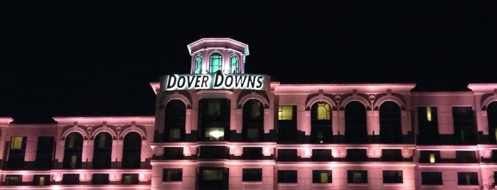 Dover Downs Hotel & Casino is one of Lugares favoritos de Latonia.