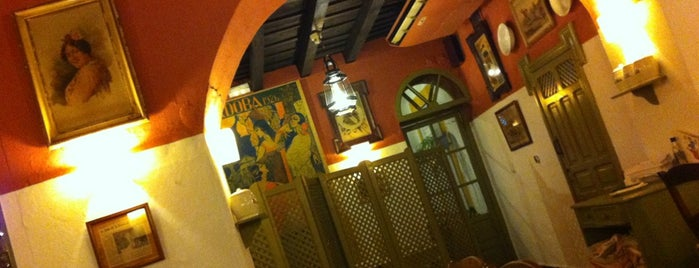 Bodegas Campos is one of where to eat in cordoba spain.