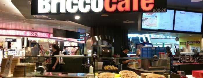 Bricco Cafe is one of cafes.