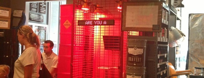 Brooklyn Superhero Supply Co. is one of Elsewhere In Brooklyn....