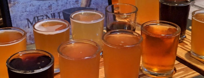 Pig Iron Brewing Company is one of Staycation.