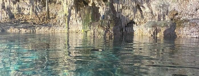 Cenote Choo-Ha is one of Tulum.