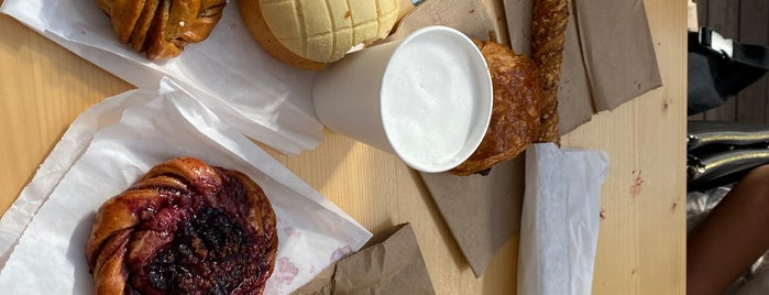 Saint Bread is one of Seattle Places to Try.