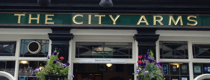 The City Arms is one of Locais curtidos por Carl.