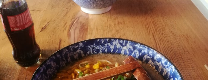 XU Noodle Bar is one of (Temp) Best of Eindhoven.