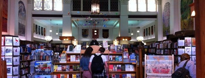 Munro's Books is one of Victoria, B.C., Canada.