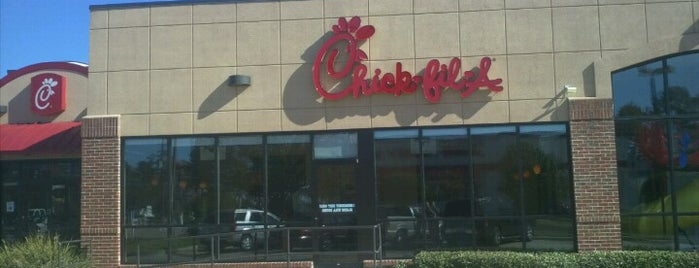 Chick-fil-A is one of 주변장소4.