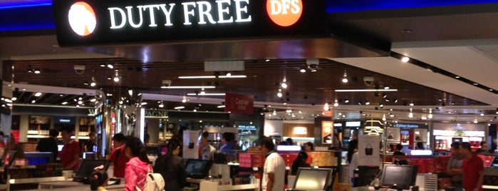 DFS is one of Hong Kong.