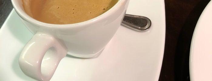 Café y Chocolate is one of Lieux qui ont plu à Mariana.